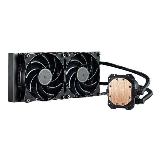 Cooler Master MasterLiquid Lite 240 - processor liquid cooling system