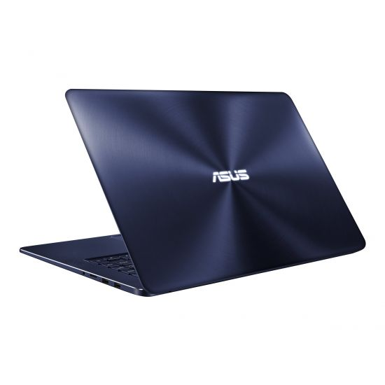 ASUS ZenBook Pro UX550VE BN019T - Intel Core i7 7700HQ / 2.8 GHz - 8 GB DDR4 - 256 GB SSD M.2 SATA - NVIDIA GeForce GTX 1050Ti 4GB GDDR5 - 15.6""
