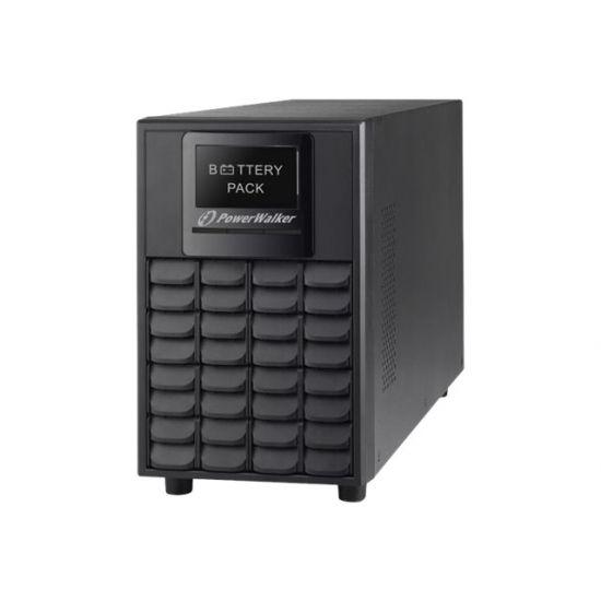PowerWalker Battery Pack - batterihus - Blysyre - 9 Ah