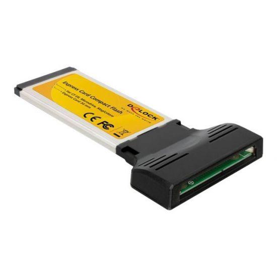 DeLOCK Express Card > Compact Flash - kortadapter - ExpressCard/34