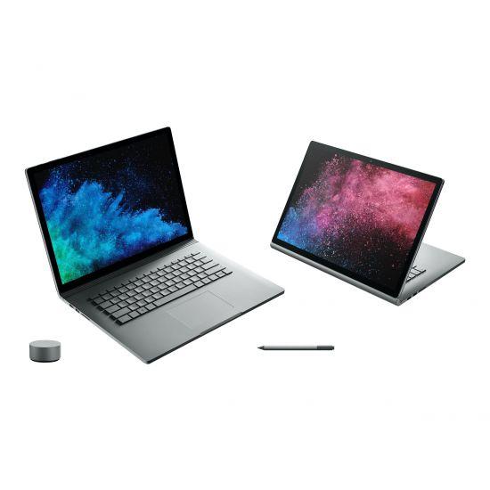 "Microsoft Surface Book 2 - 13.5"" - Core i7 8650U - 16 GB RAM - 512 GB SSD - Dansk/Finsk/Norsk/Svensk"