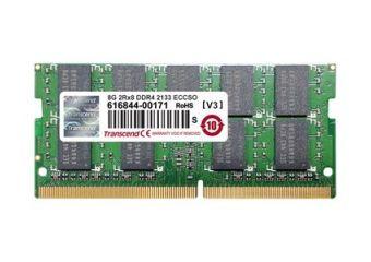 Transcend &#45 4GB &#45 DDR4 &#45 2133MHz &#45 SO DIMM 260-PIN