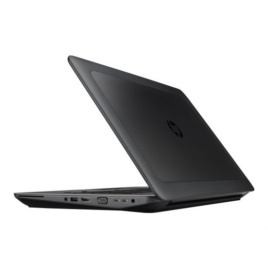 """HP ZBook 17 G4 Mobile Workstation - 17.3"""" - Core i7 7700HQ - 8 GB RAM - 256 GB SSD - Spansk"""