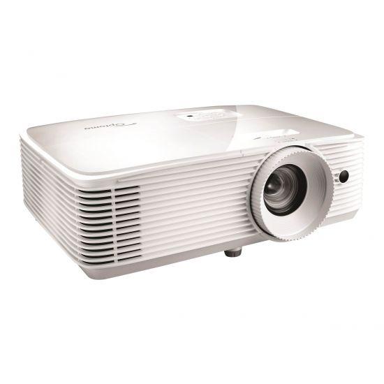 Optoma EH334 - DLP-projektor - bærbar - 3D