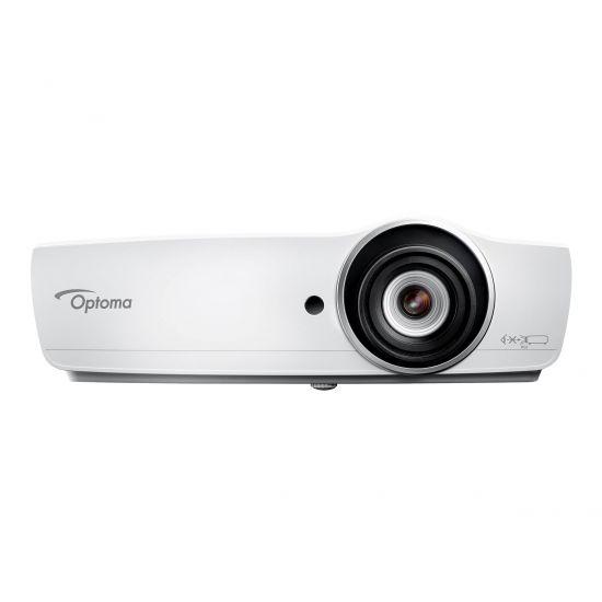 Optoma WU470 - DLP-projektor - bærbar - 3D