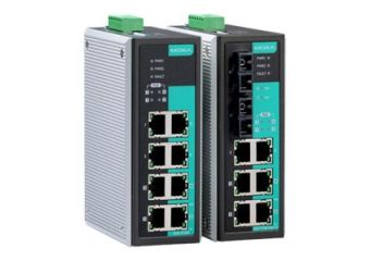 Moxa EtherDevice Switch EDS-P308-T