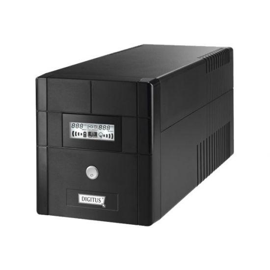 DIGITUS Professional - UPS - 600 Watt - 1000 VA