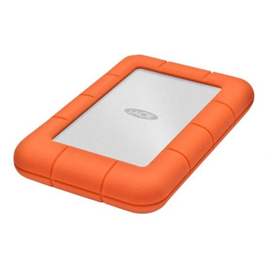 LaCie Rugged Mini &#45 4TB - USB 3.0