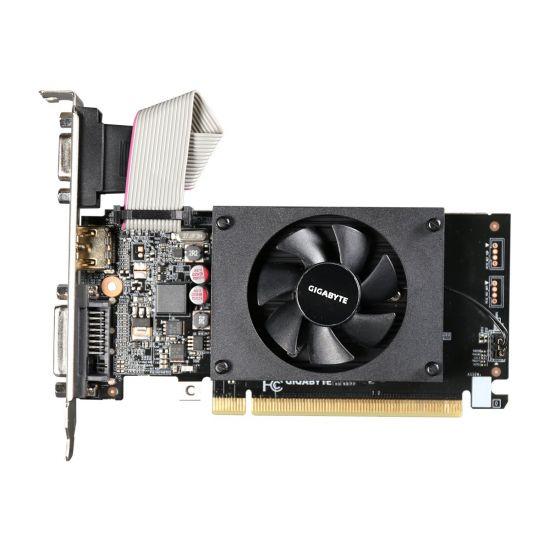 Gigabyte GV-N710D3-1GL - grafikkort - GF GT 710 - 1 GB