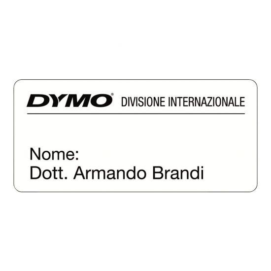 DYMO LabelWriter - etiketter for navneskilte - 300 etikette(r) - 89 x 41 mm