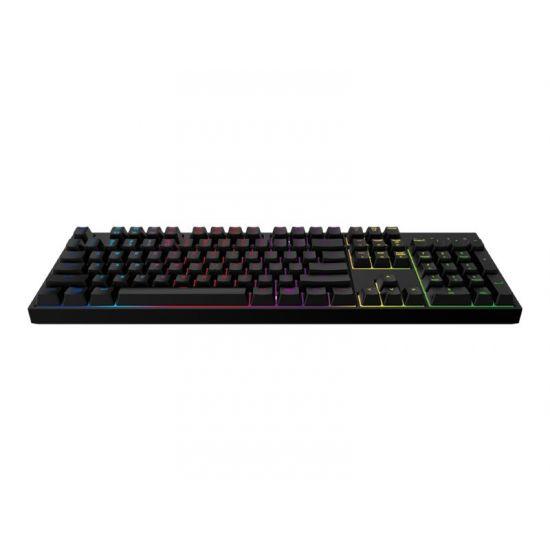 Cooler Master MasterKeys Lite L RGB - tastatur - Nordisk - sort