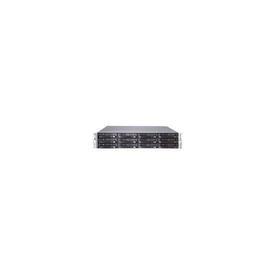 Supermicro SuperServer 6028TP-HTTR - rack-monterbar - uden CPU - 0 MB - 0 GB