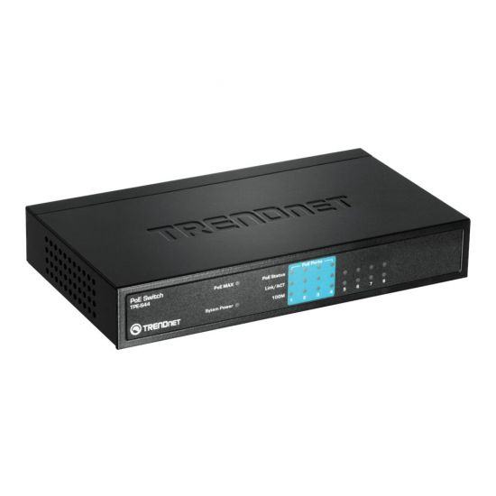 TRENDnet TPE-S44 - switch - 8 porte