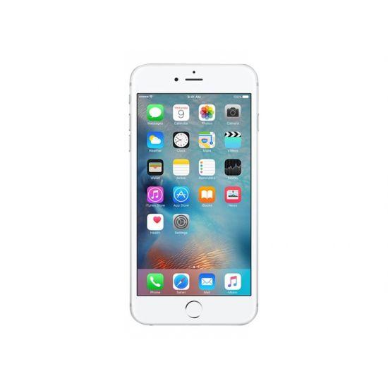 Apple iPhone 6s Plus - sølv - 4G LTE, LTE Advanced - 128 GB - TD-SCDMA / UMTS / GSM - smartphone