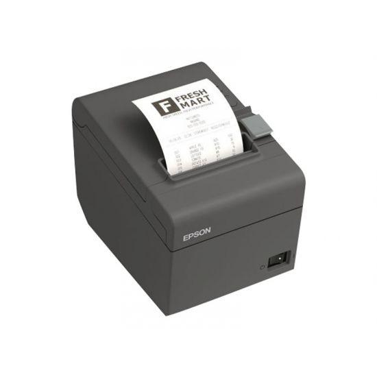 Epson TM T20II - kvitteringsprinter - monokrom - termisk linje - USB + seriel