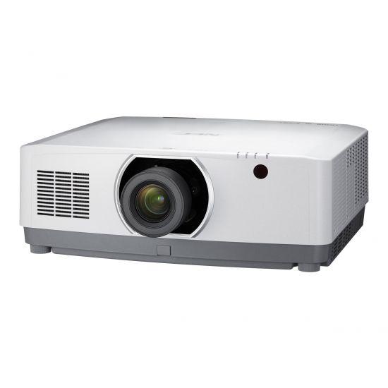 NEC PA803UL - 3LCD-projektor - 3D - LAN