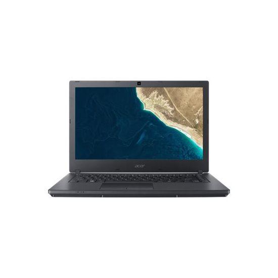 "Acer TravelMate P2410-G2-M-53RQ - Intel Core i5 (8. Gen) 8250U / 1.6 GHz - 8 GB DDR4 - 256 GB SSD - (M.2 2280) - Micron - Intel UHD Graphics 620 - 14"" IPS"