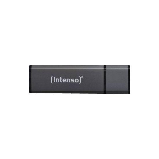 Intenso Alu Line - USB flashdrive - 4 GB