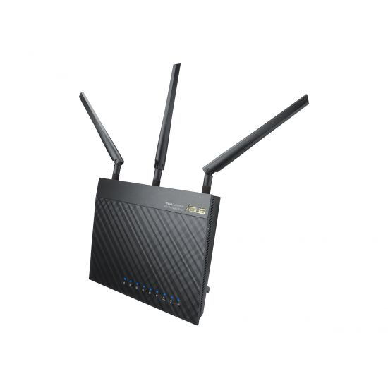 ASUS RT-AC66U - 4-port Trådløs router 1750Mbps