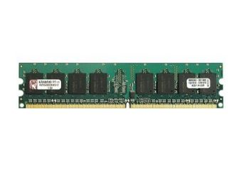 Kingston ValueRAM &#45 1GB &#45 DDR2 &#45 667MHz &#45 DIMM 240-pin