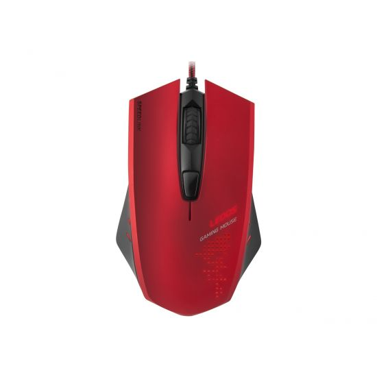 SPEEDLINK SL-6393-RD LEDOS - mus - USB - rød