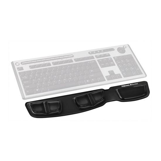 Fellowes Keyboard Palm Support tastaturplatform med håndledsstøtte