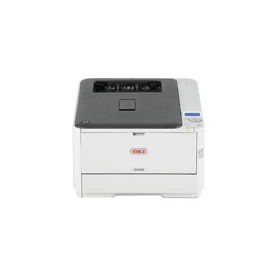 OKI C332dn - printer - farve - LED