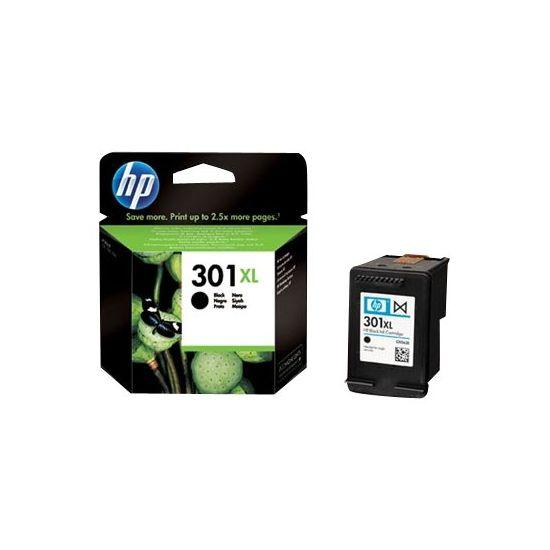HP 301XL - Højtydende - sort - original - blækpatron