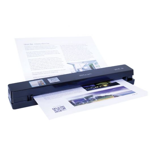 IRIS IRIScan Anywhere 5 Wifi - dokumentscanner - bærbar - USB, Wi-Fi