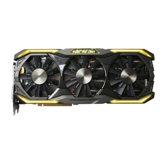 ZOTAC GeForce GTX 1080 &#45 NVIDIA GTX1080 &#45 8GB GDDR5X - PCI Express 3.0 x16
