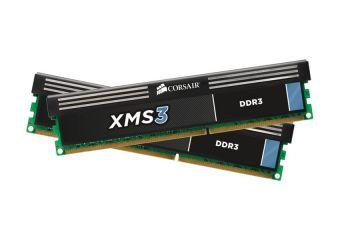 Corsair XMS3 &#45 8GB: 2x4GB &#45 DDR3 &#45 1333MHz &#45 DIMM 240-pin