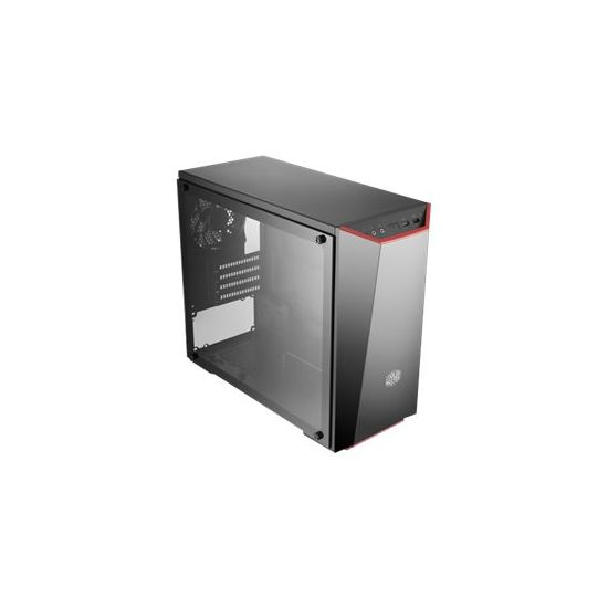 Cooler Master MasterBox Lite 3.1 Tempered Glass Window - minitower - micro-ATX