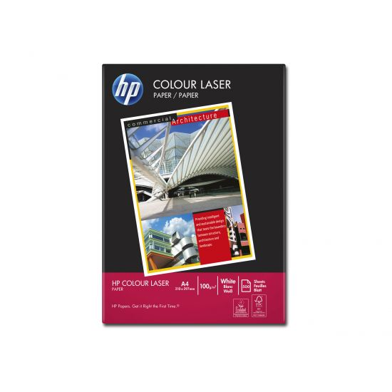 HP Color Laser Paper - almindeligt papir - 500 ark