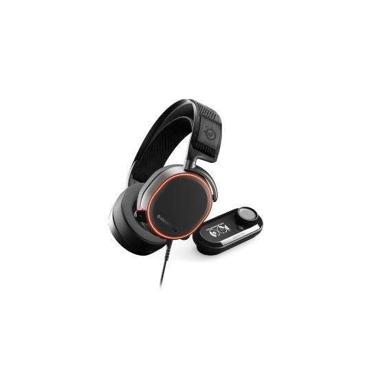 STEELSERIES Arctis Pro - RGB Gaming Headset + GameDAC Amplifier