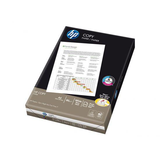 HP Copy Paper - papir - 500 stk. - A4 - 80 g/m²