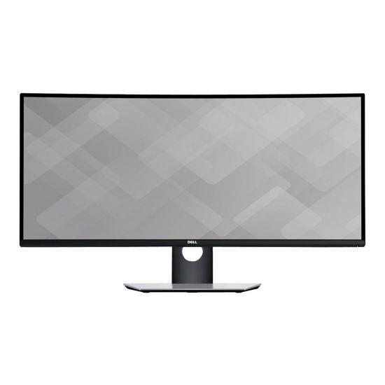 "Dell UltraSharp U3417W &#45 LED-Skærm 34.14"" 8ms;5ms - 3440x1440 ved 60Hz"