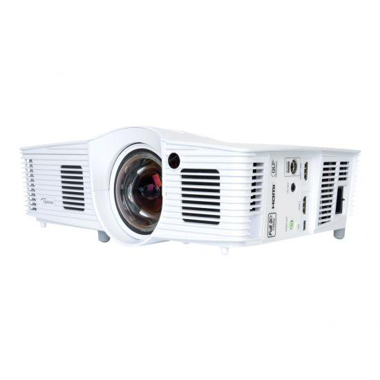 Optoma GT1080e - DLP-projektor - bærbar - 3D