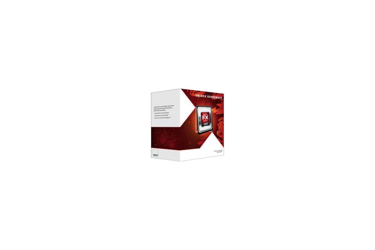AMD Black Edition AMD FX 6300 / 3.5 GHz Processor