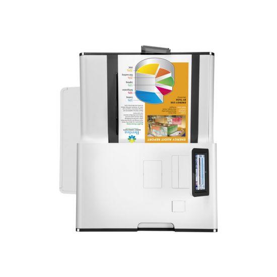 HP PageWide Enterprise Color 556dn - printer - farve - side bredt array
