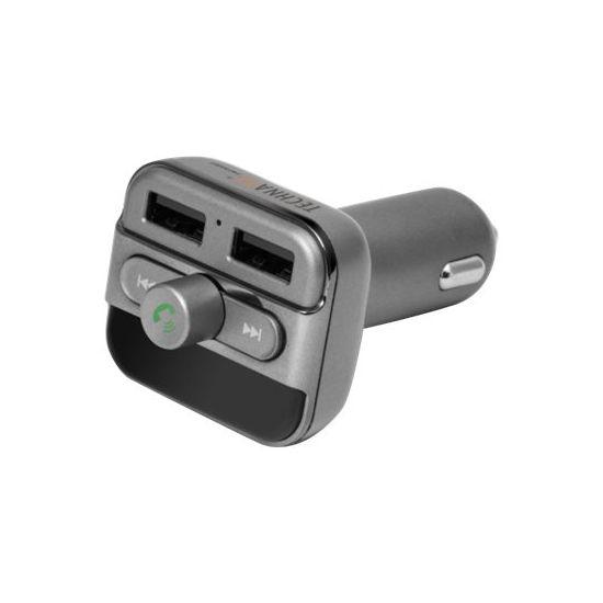 Technaxx FMT900BT - Bluetooth håndfri / FM-transmitter / oplader