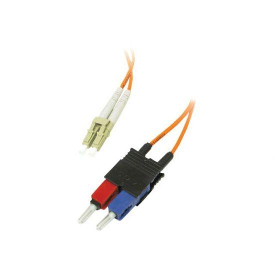 C2G Low-Smoke Zero-Halogen - patchkabel - 2 m - orange