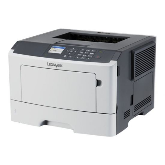 Lexmark MS510dn sort/hvid laserprinter