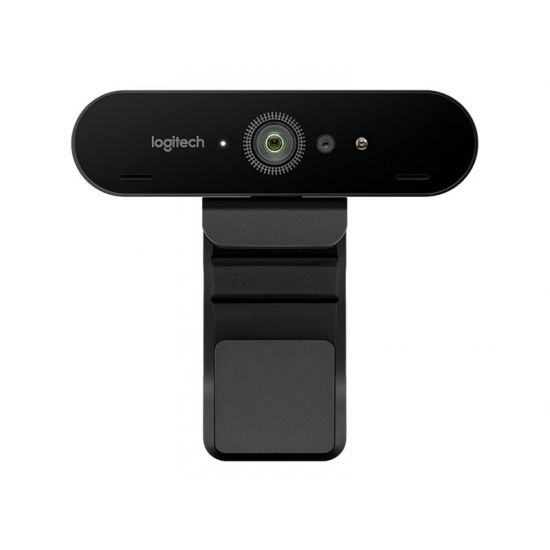 Logitech BRIO 4K Ultra HD webcam - webkamera