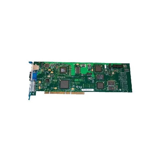 HP Lights-Out Advanced KVM Card - adapter for fjernadministration