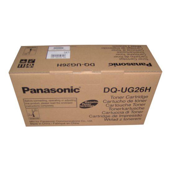 Panasonic DQ-UG26H - sort - original - tonerpatron