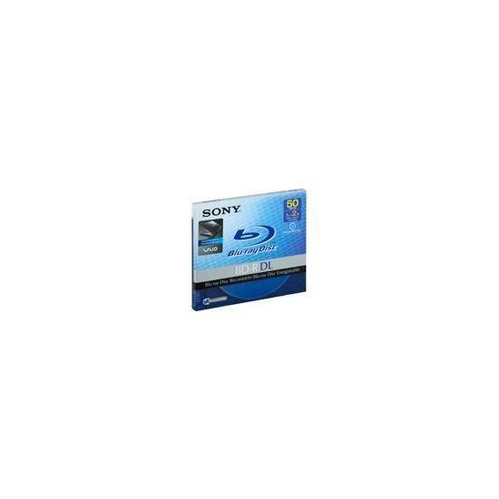 Sony BNR50AV - BD-R DL x 1 - 50 GB - lagringsmedie