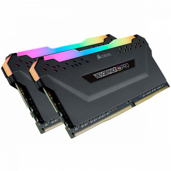 CORSAIR Vengeance RGB PRO &#45 16GB: 2x8GB &#45 DDR4 &#45 3000MHz &#45 DIMM 288-PIN - CL16