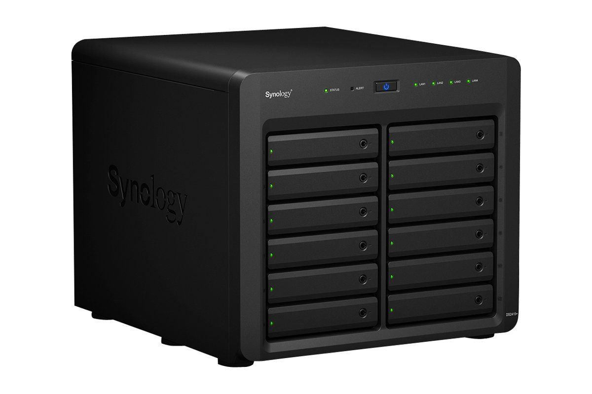 Synology Disk Station DS2415+