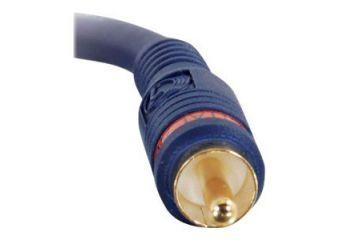 C2G Velocity digital lydkabel (koaksial)