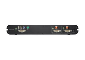 Belkin Advanced Secure DVI-I KVM Switch
